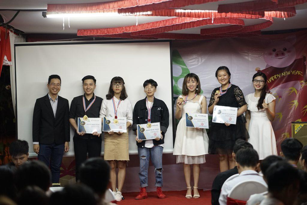 TOEIC đối diện Đại học Tôn Đức Thắng